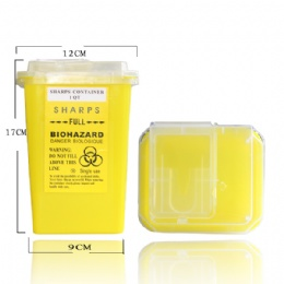 HS42 HS41 sharp apparatus collecting bin yellow