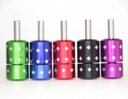 GT33 self locked aluminum tattoo grip 28mm