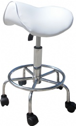TF45 Adjustable saddle tattoo stool