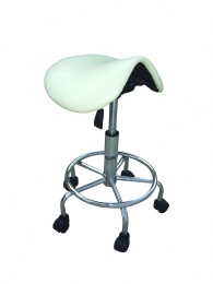 TF46 TATTOO STOOL WITH HEIGHT ADJUSTMENT