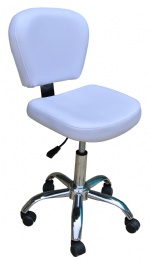 TF56 High Grade Medical Dental Tattoo Salon Stools Chairs With Back