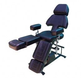TF61A hydraulic tattoo chair