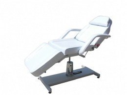 TF64 White Hydraulic Tattoo Chair