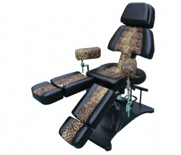 TF61B Multifunction Hydraulic Tattoo Chair tattoo bed